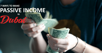 7 Ways to Make Passive Income in Dubai
