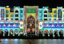 Festival of Lights 2014 Turned Dubai into Fairytale Land