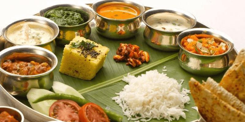 Rangoli Thali Indian Cuisine Dubai