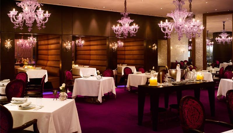 Reflets Par Pierre Gagnaire Dubai Restaurant