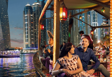 Rekindle Your Romance in Dubai with a Dhow Cruise Dinner