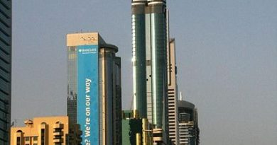 Rose Tower Hotel Dubai
