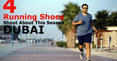 Running Shoes in Dubai