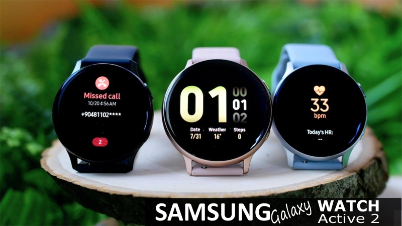 Samsung Galaxy Watch Active 2 in Dubai