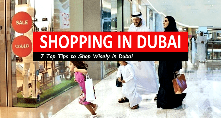 Shopping in Dubai Tips