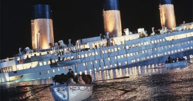 dubai sinking titanic restaurant