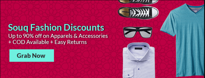 Souq Fashion: Grab the Best Deals on Dresses and Tops