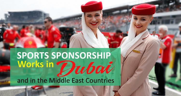 Sports Sponsorhip in Dubai