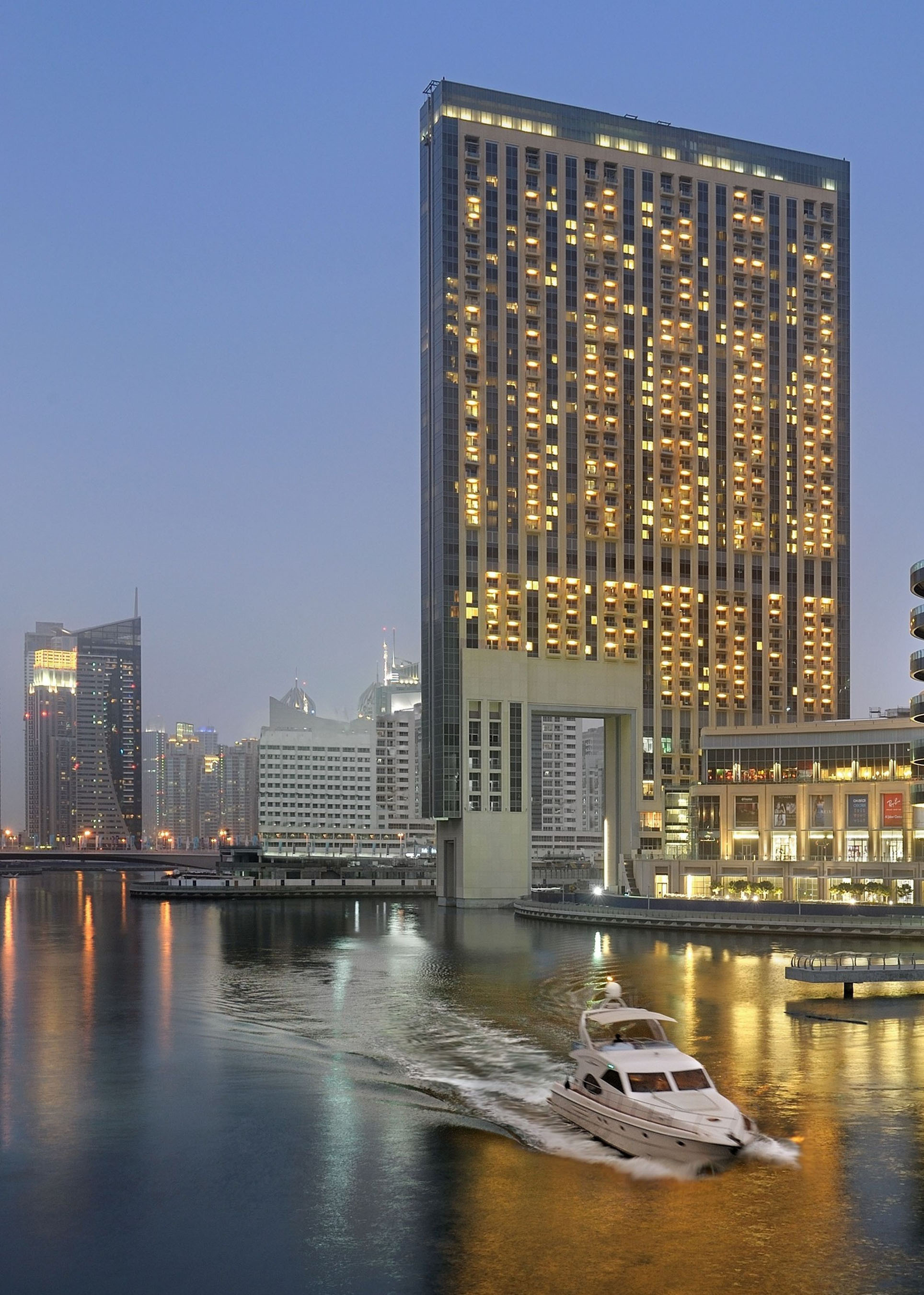 the address hotel dubai marina
