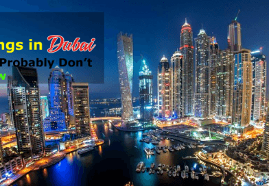 25 Amazing Things in Dubai You Probably Don't Know Yet