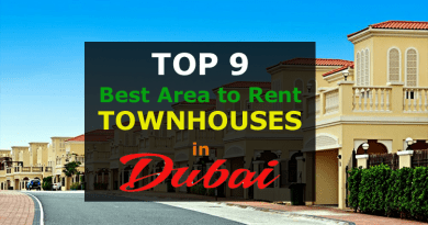 Rent Townhouses in Dubai