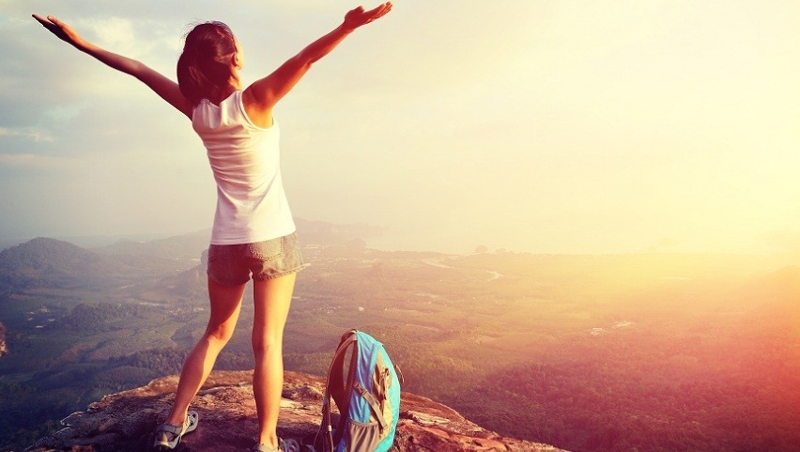 Travel Boosts Confidence