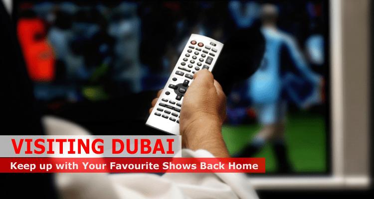 TV Shows in Dubai