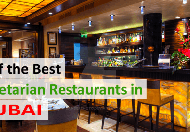 5 of the Best Vegetarian Restaurants in Dubai