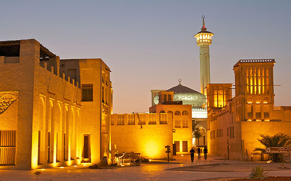 Al Bastakiya Mosque