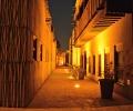 Al bastakiya Dubai Night View
