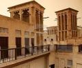 Wind Towers at Al Bastakiya