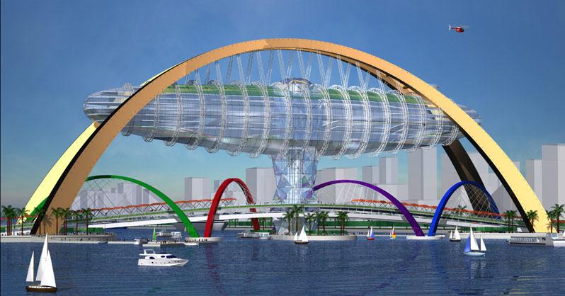 Sky Bridge Hotel Abu Dhabi